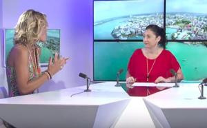ALIZÉS TV Guadeloupe - La positive attitude selon Lilou Macé