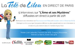 """Revoir les interviews en direct """"Spécial l'âme et ses Mystères"""""""
