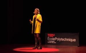 Le courage d'être soi | Lilou Macé | TEDx École Polytechnique