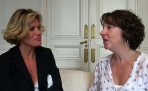 Conversation avec mon amie, Lilou Macé - interviewée par France Gauthier