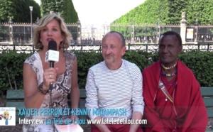 Leçons de la sagesse Maasaï - Xavier Péron et Kenny Matampash